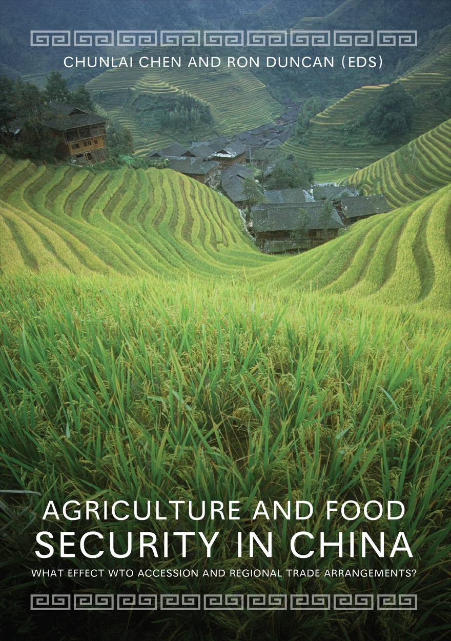 Agriculture and Food Security in China