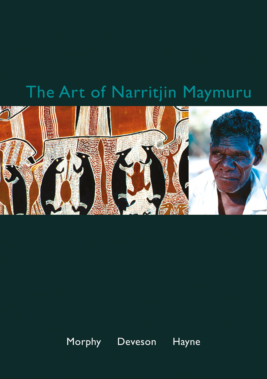 The Art of Narritjin Maymuru