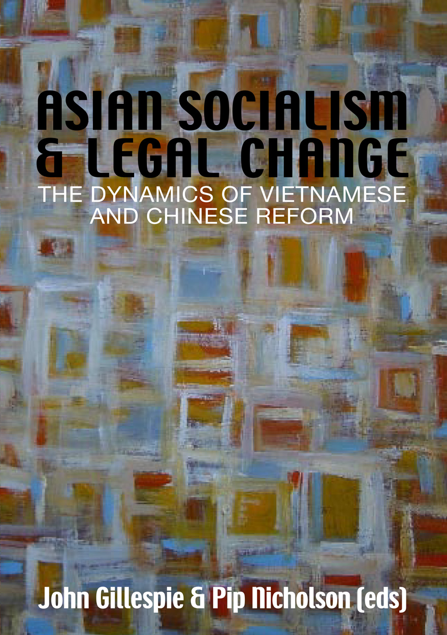 Asian Socialism and Legal Change