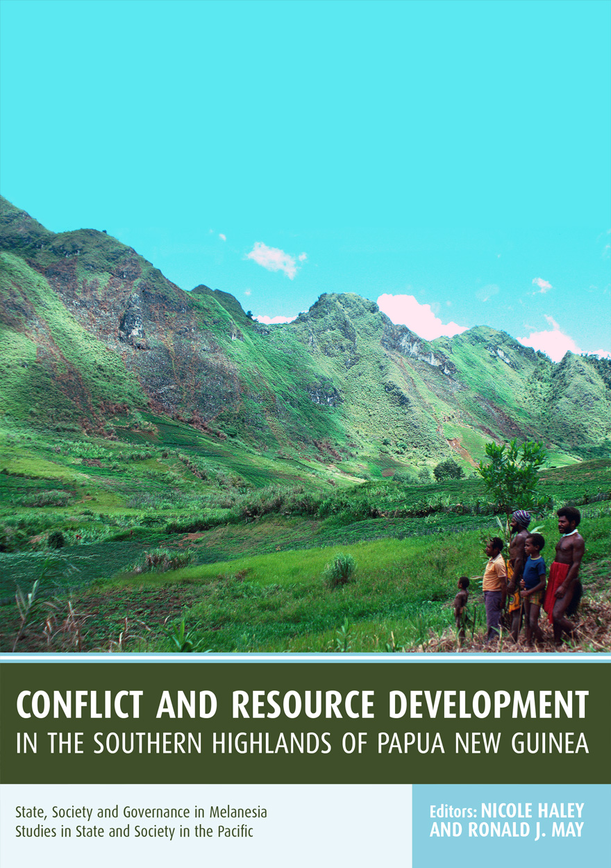 Conflict and Resource Development
