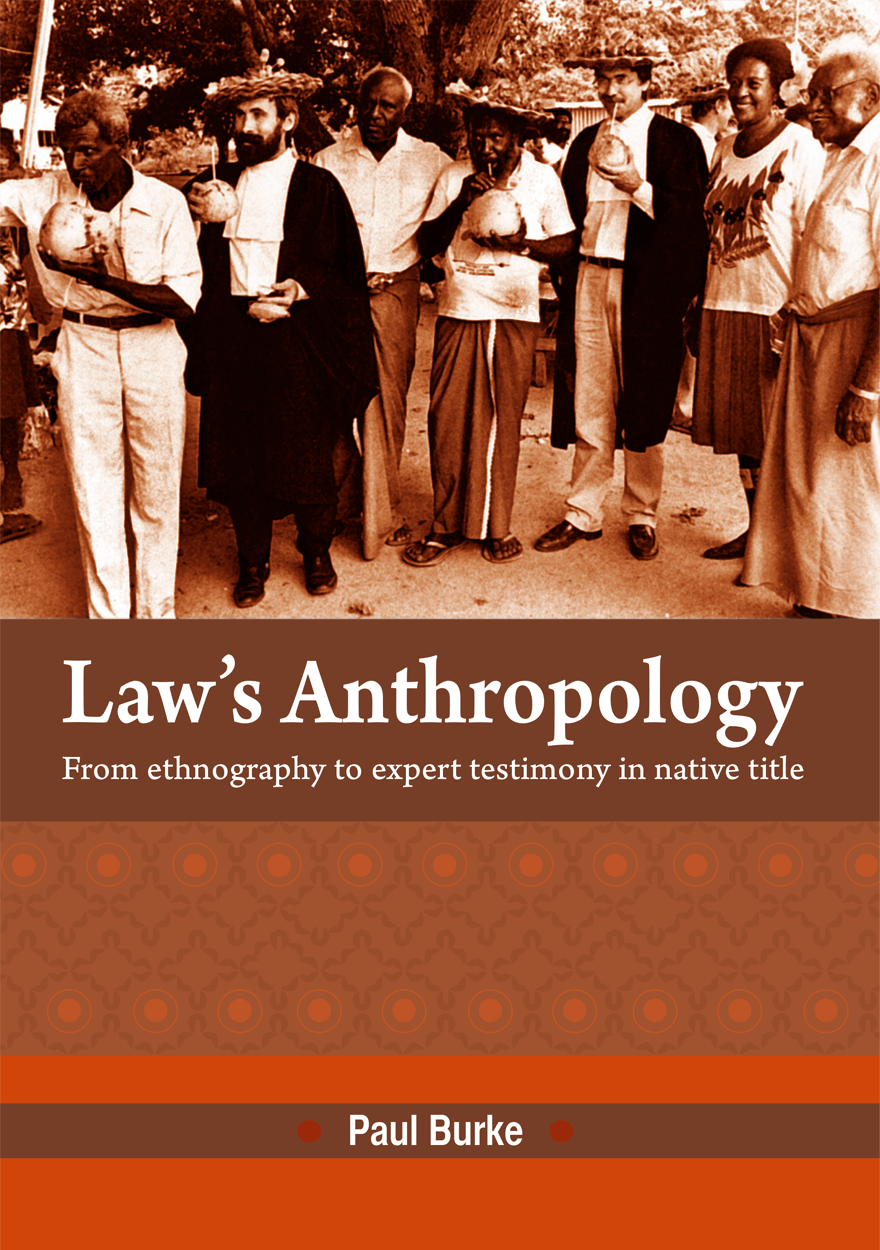 Law's Anthropology