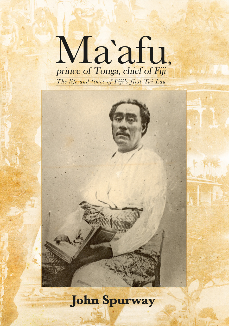 Ma`afu, prince of Tonga, chief of Fiji