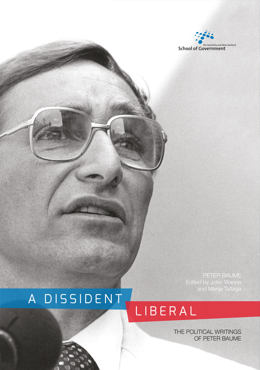 A Dissident Liberal