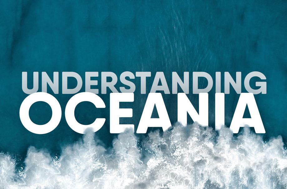 Launch of Understanding Oceania
