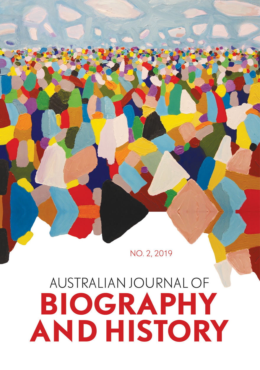 Australian Journal of Biography and History: No. 2, 2019