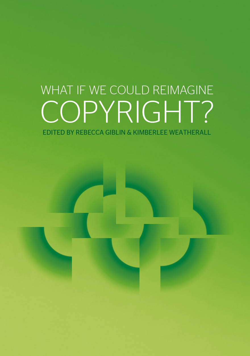 What if we could reimagine copyright?