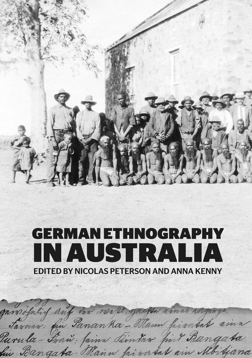 German Ethnography in Australia