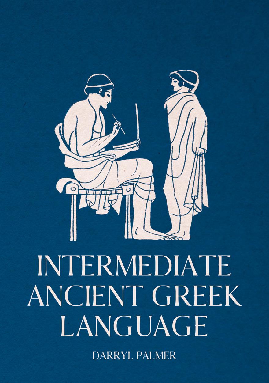 Intermediate Ancient Greek Language