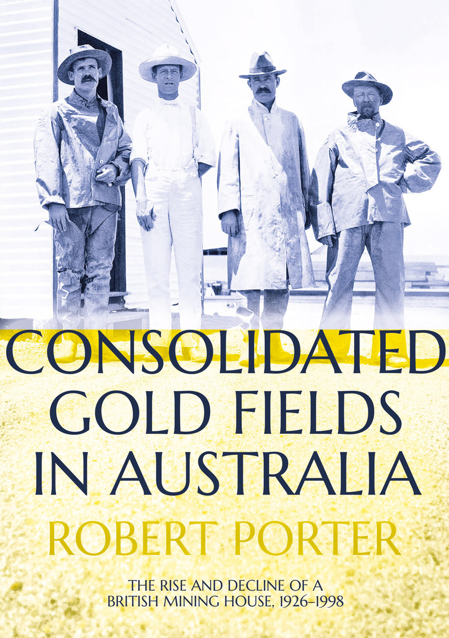 Consolidated Gold Fields in Australia