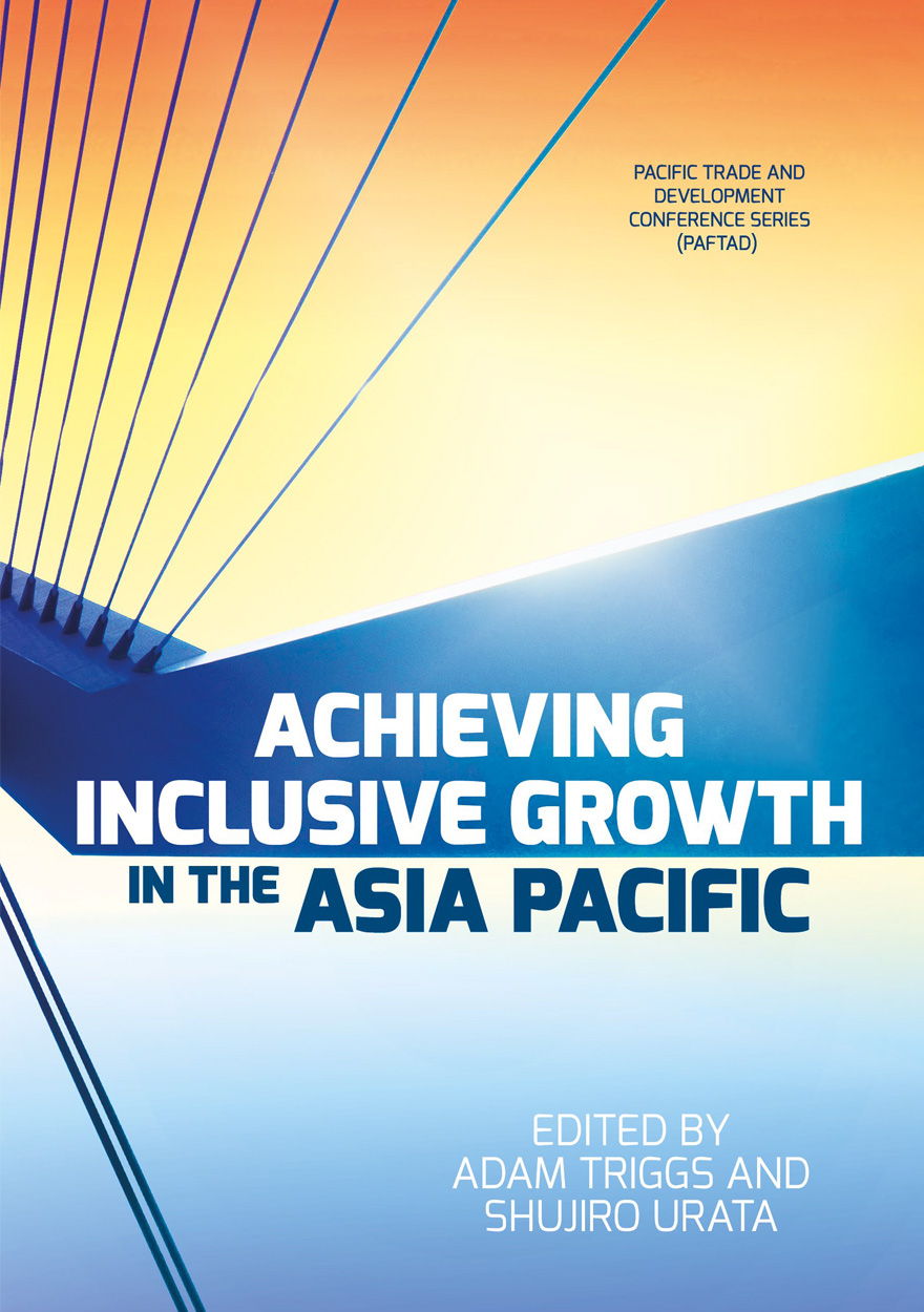 Achieving Inclusive Growth in the Asia Pacific