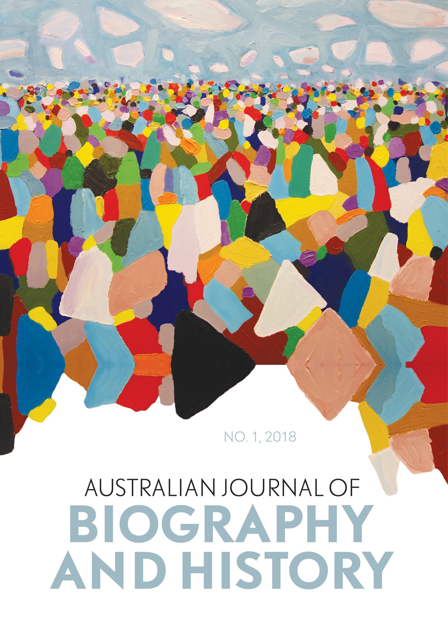 Australian Journal of Biography and History: No. 1, 2018