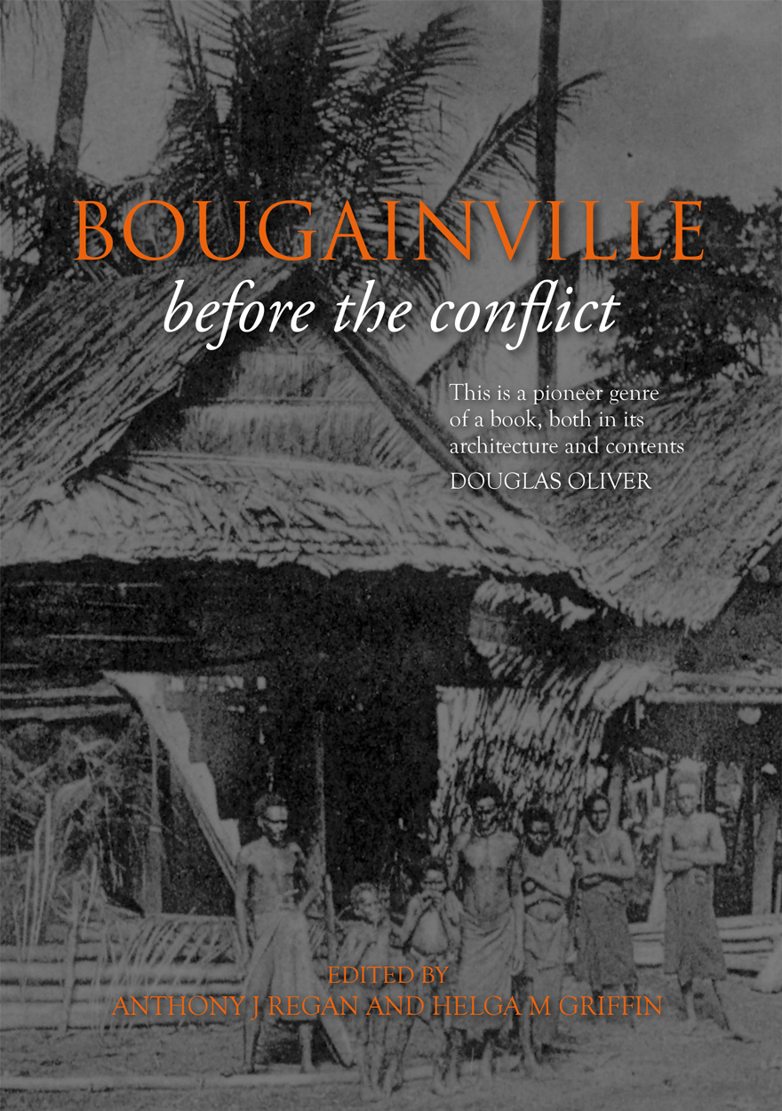 Bougainville before the conflict