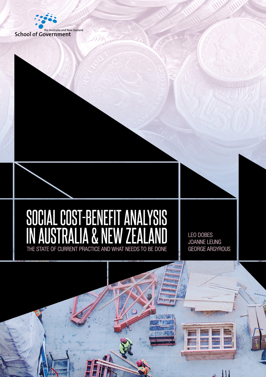 Social cost-benefit analysis in Australia and New Zealand