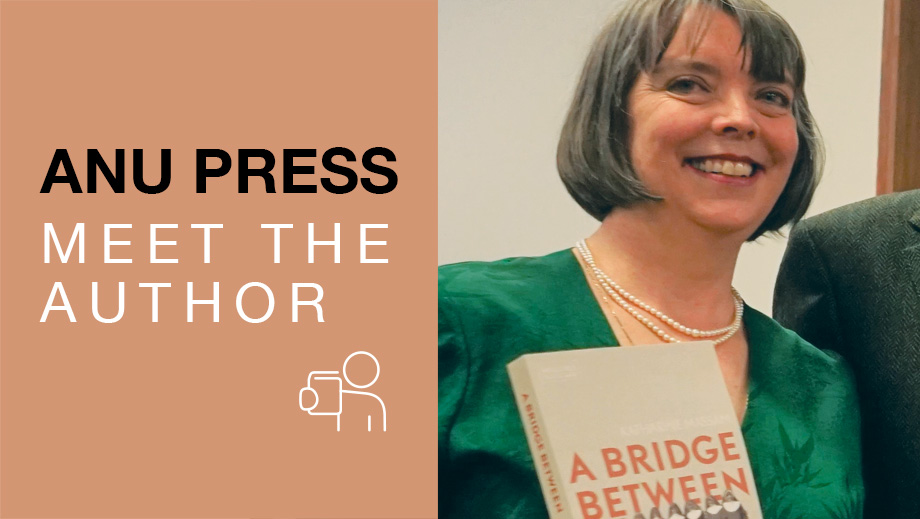 Meet the Author: Katharine Massam
