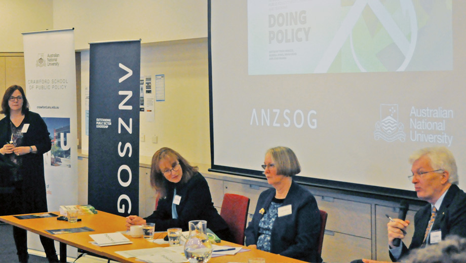 Book Launch – Learning Policy, Doing Policy